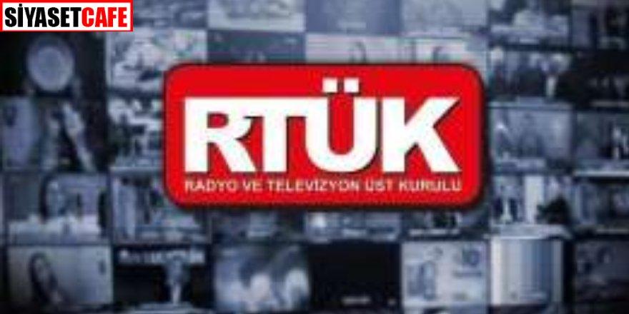 RTÜK'ten CHP'li milletvekilinin yayına ceza