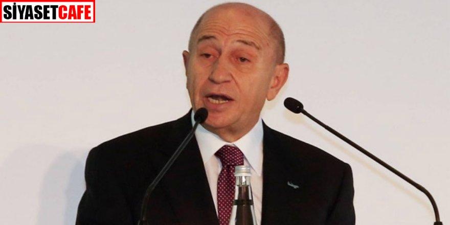 TFF Başkanı Nihat Özdemir'in koronavirüs testi pozitif