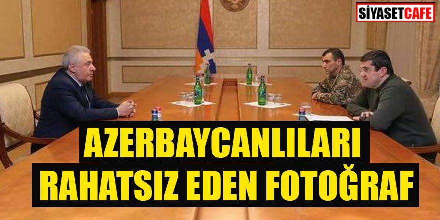 Azerbaycanlıları rahatsız eden fotoğraf