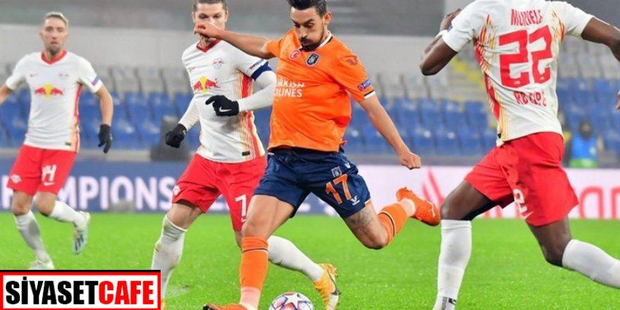 İrfan Can yetemedi! Başakşehir Şampiyonlar Ligine veda etti