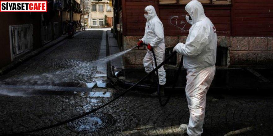 İstanbul'da bugün 421 kişi hayatını kaybetti