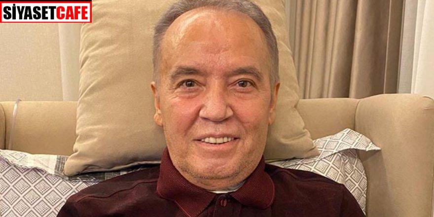 Antalya Büyükşehir Belediye Başkanı Muhittin Böcek taburcu oldu