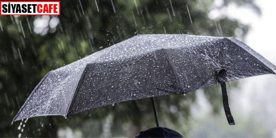 Aman dikkat! 6 kente sağanak yağış geliyor