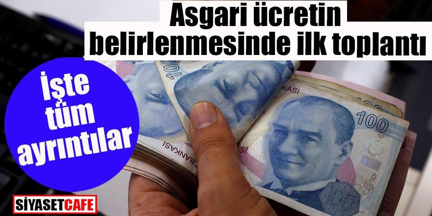 Asgari ücret belli oluyor: Kaç lira olacak? Bakan'dan açıklama