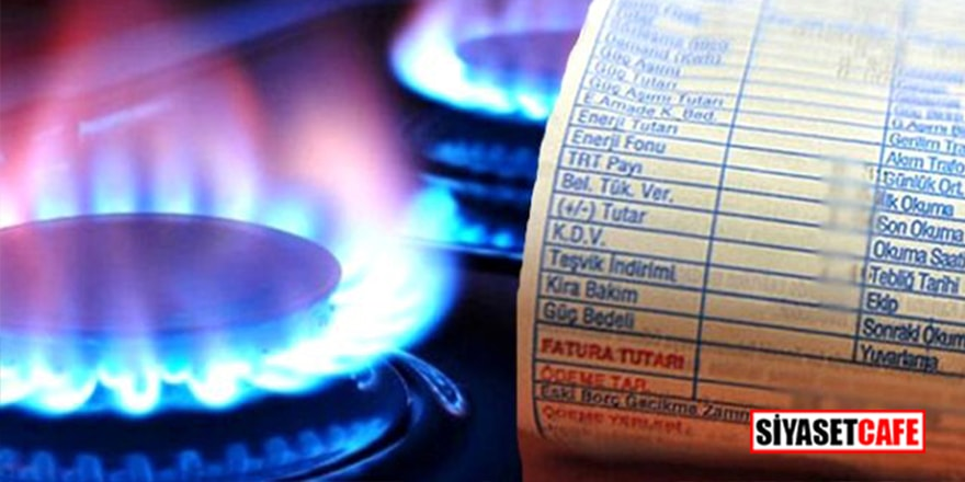 123 Bin evin elektriği, 590 bin evin doğalgazı borç yüzünden kesik