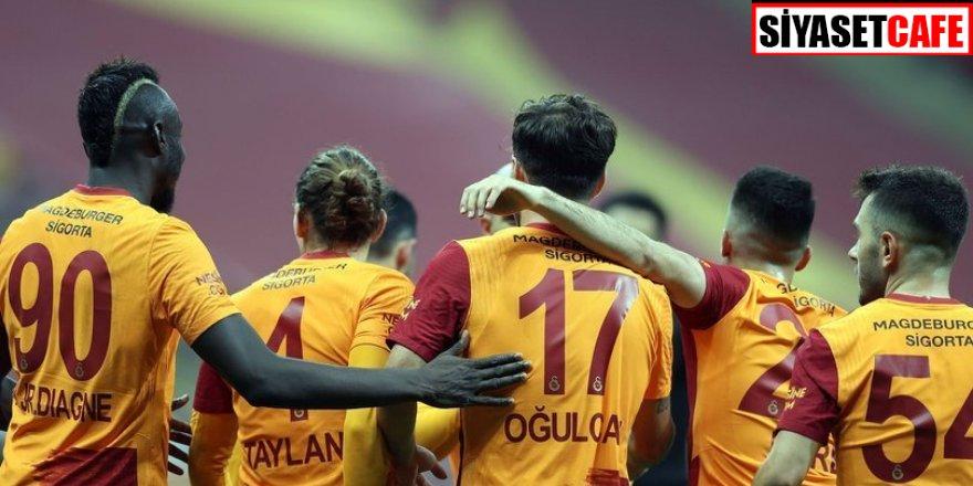 Galatasaray zirveye tırmanıyor! Maç sonucu 3-0