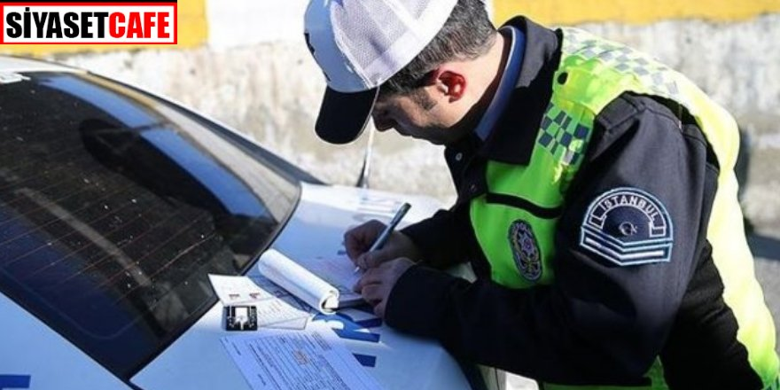 'Hava almak' için dışarı çıktı 3 bin 150 lira ceza yedi