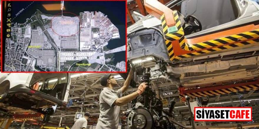 Otomobil devi Ford, Türkiye fabrikasının inşaatına başladı
