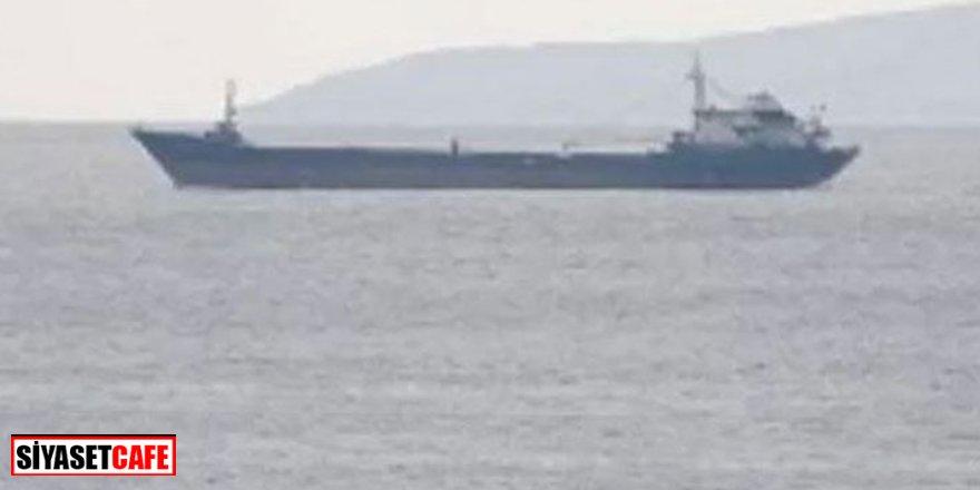 Libya'da alıkonulan Türk gemisi serbest bırakıldı