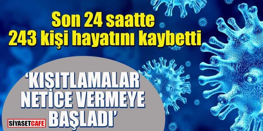 17 Aralık 2020 koronavirüs tablosu açıklandı