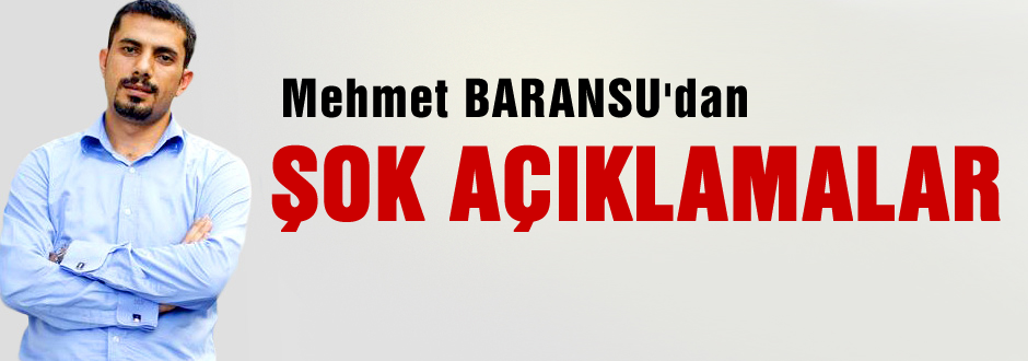 Baransu'dan çarpıcı iddia