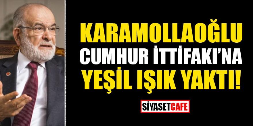 Karamollaoğlu, Erdoğan ve Asiltürk ziyaretinden sonra Cumhur İttifakı'na yeşil ışık yaktı
