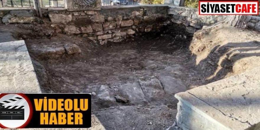 Süleyman Şah'ın oğlu 1. Kılıçarslan'ın kayıp mezarı bulundu