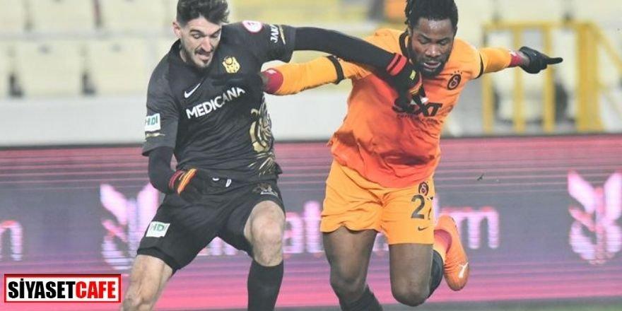 Uzatmalarda çeyrek biletin sahibi Galatasaray!