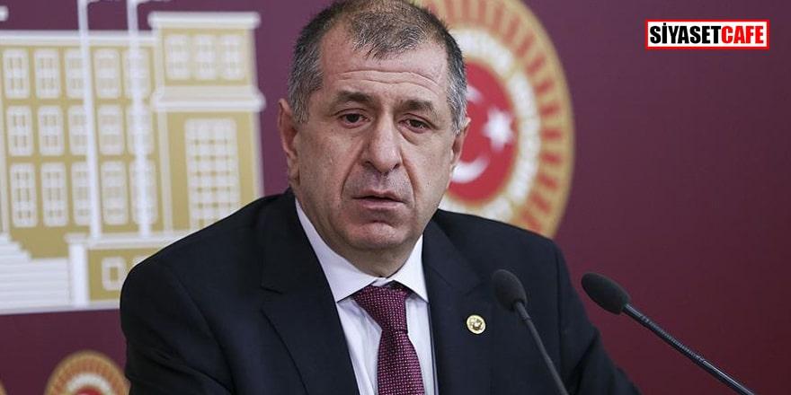 Ümit Özdağ'dan ihraç kararı ile ilgili ilk açıklama!