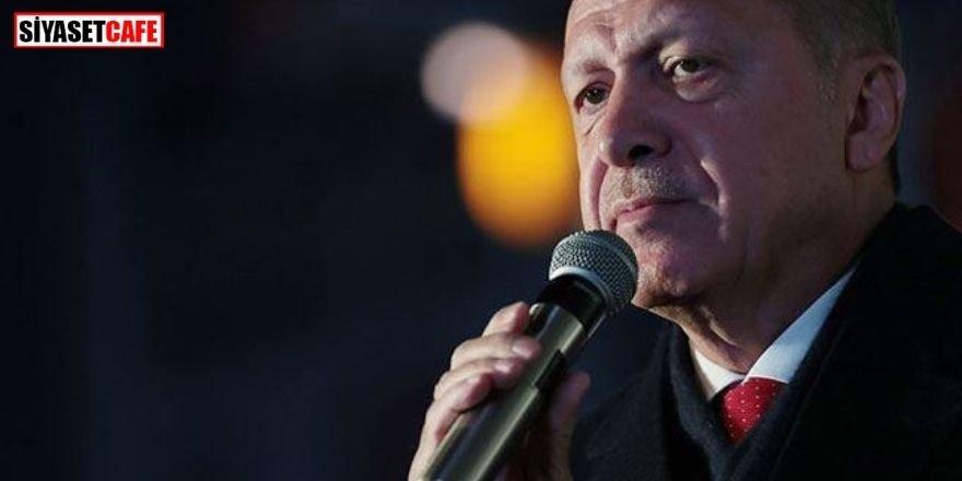 Erdoğan'dan faiz açıklaması: Ben faize karşıyım