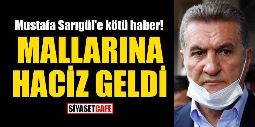 'Mustafa Sarıgül'ün mallarına haciz geldi' iddiası!