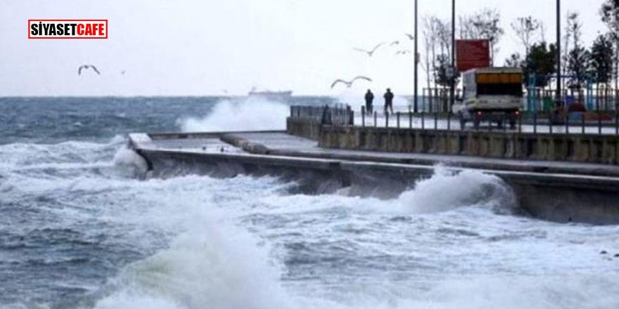 Meteoroloji'den İstanbul dahil 30 kent için uyarı