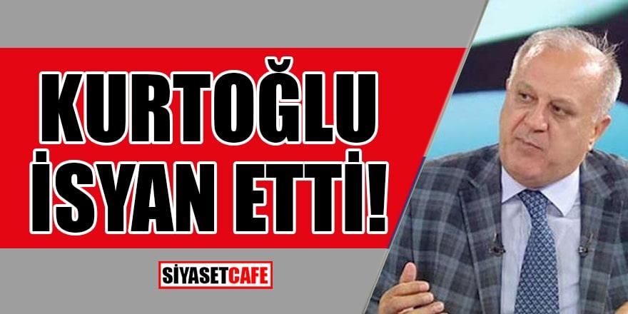 Ünlü ekonomist Kurtoğlu isyan etti! 'Benim üzerimden haksız kazanç sağlıyorlar'