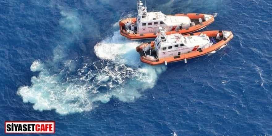 Akdeniz'de korkunç olay: 43 kişi sulara gömüldü