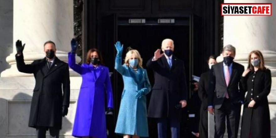 ABD'de Joe Biden dönemi başladı