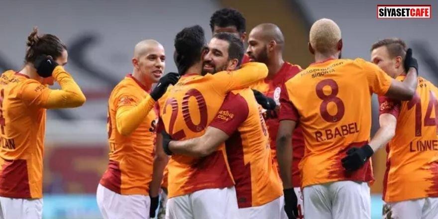 Aslan sahasında kükredi: Galatasaray 6-1 Denizlispor