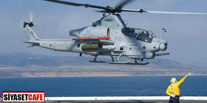 New York'ta askeri helikopter düştü: 3 ölü