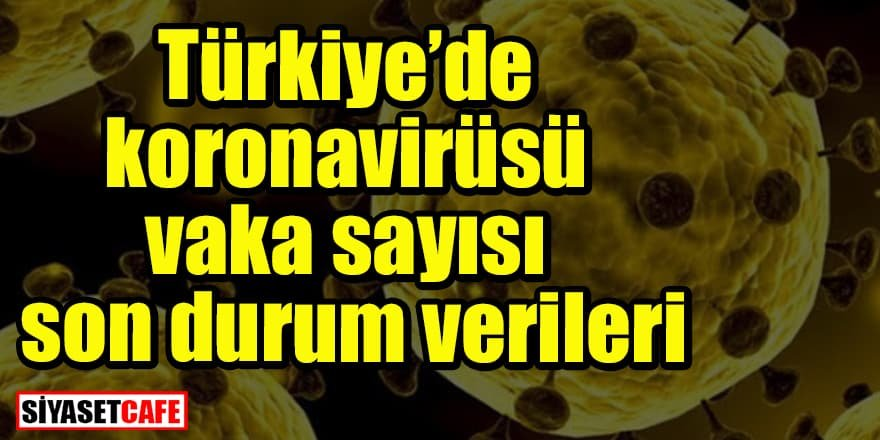 22 Ocak 2021 koronavirüs tablosu açıklandı