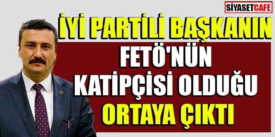 İYİ Partili İl Başkanı FETÖ elebaşı Gülen'i takipte