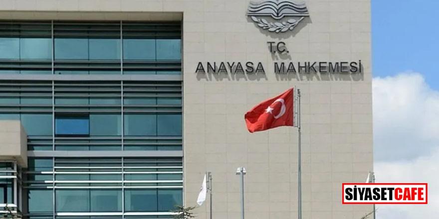 Erdoğan'dan AYM'ye dikkat çeken atama!