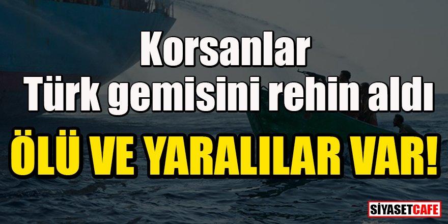 Son dakika: Nijerya'da korsanlar Türk gemisini rehin aldı