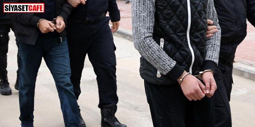 Kocaeli'de operasyon: TSK'nın mahrem abisi tutuklandı