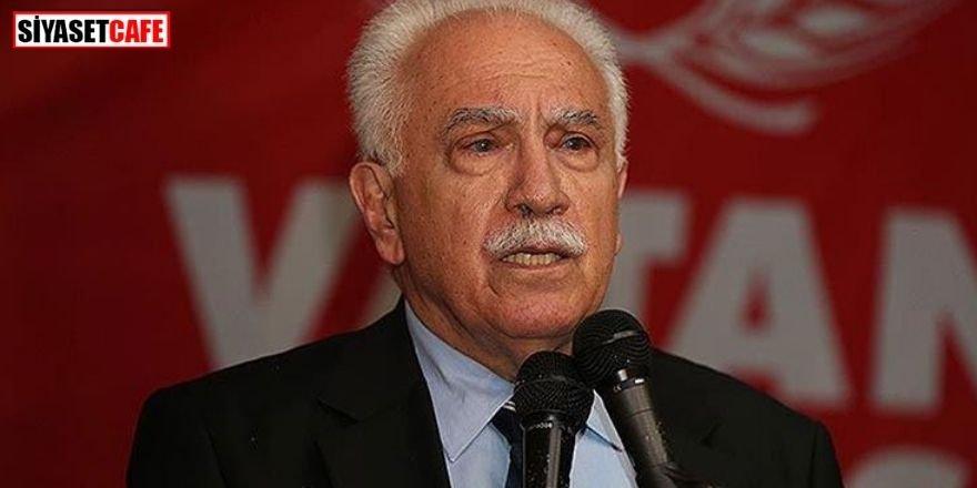 Perinçek partiden ayrılanlara seslendi: İstifa edenler FETÖ ve PKK dostudur