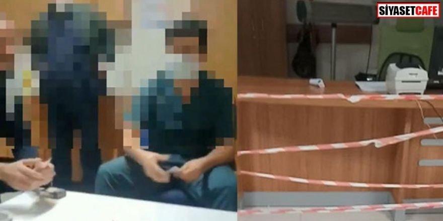 Hastanede kumar oynadılar: 5 kişi açığa alındı