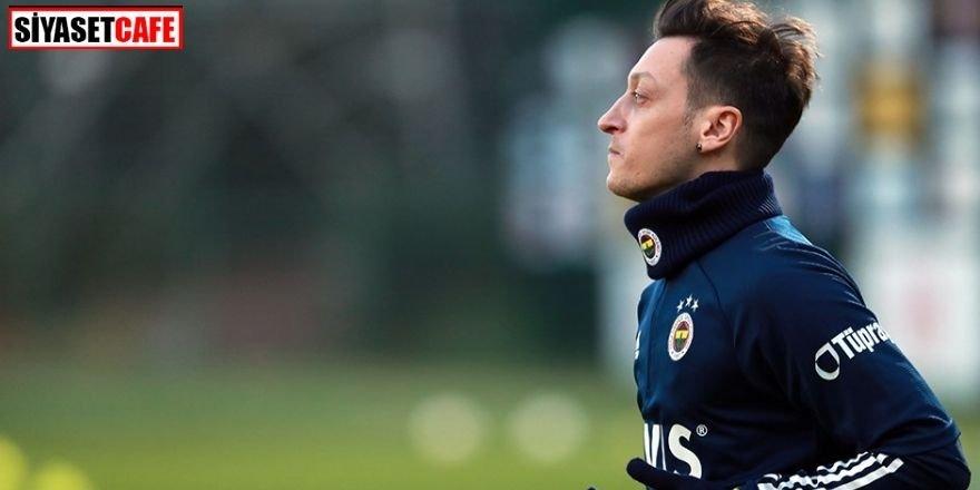 Mesut Özil'den Almanlara rest: Oynamayacağım!