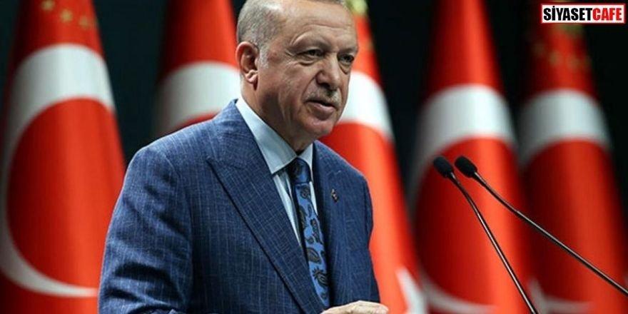 Erdoğan: En çok aşı projesi yürüten üçüncü ülkeyiz