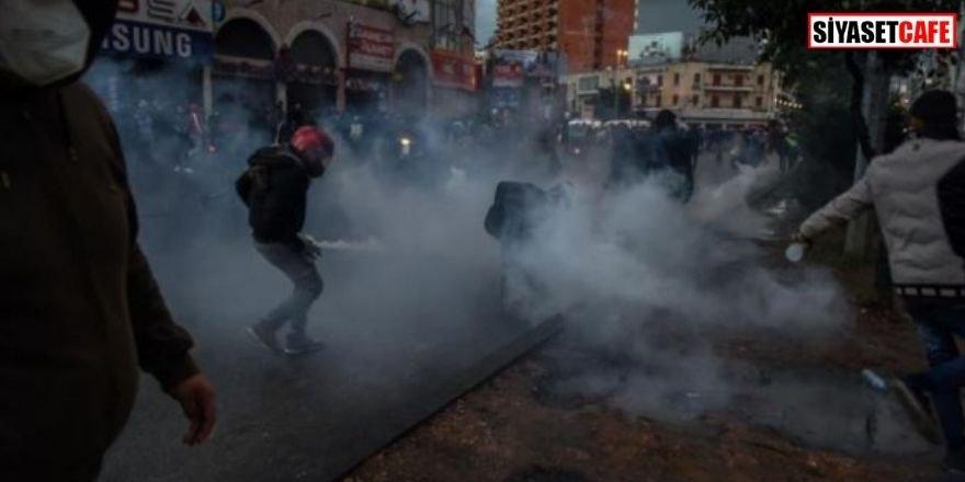 Lübnan'da ortalık karıştı: 102 yaralı