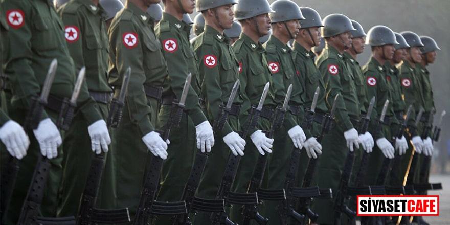 Darbe oldu! Myanmar'da ordu yönetime el koydu