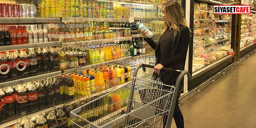 Artan gıda fiyatları sonrası Merkez Bankası da harekete geçti!