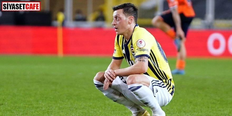 Taraftar çıldırdı: Fenerbahçe 1-2 Başakşehir