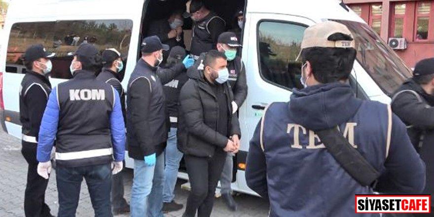 Organize suç örgütüne operasyon: 29 gözaltı