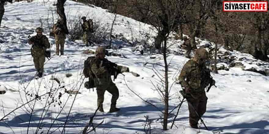 'Eren-11 Sehi Ormanları' operasyonu başladı