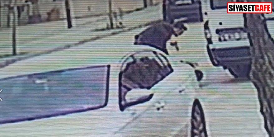 Trafikte tartıştığı sürücüyü tabancayla vurdu