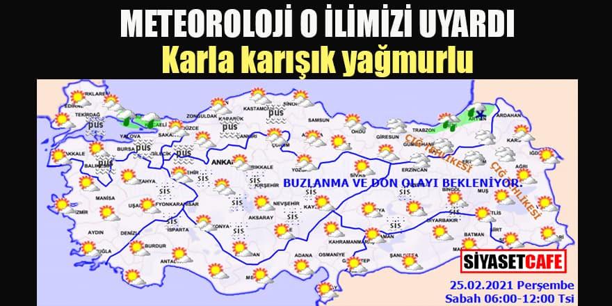 Meteorolojik görünüm
