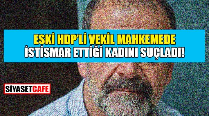 HDP'li eski vekil Tuma Çelik hakim karşısına çıktı