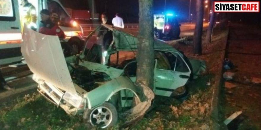 Sakarya'da feci kaza: Anne ve baba öldü, 4 çocuk yaralı