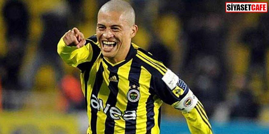 Alex de Souza şaşırttı: 'En büyük Beşiktaş!'