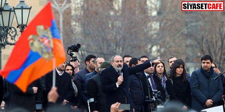 Ermenistan karıştı: Paşinyan'dan yeni emir!