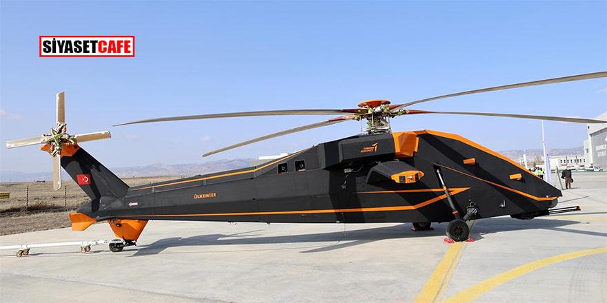 TUSAŞ insansız ve elektrikli T629 helikopteri yapıyor! İlk kez gösterildi