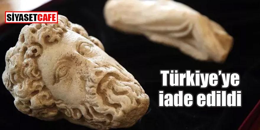 Hırsızlar çaldı Macaristan iade etti